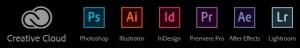 Adobe Creative Cloud beinhaltet viele, mächtige Programme und Services